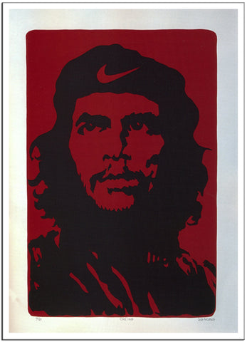 CHE - Che Guevara - by Lalo Alcaraz - United States 1997 - Vintage Print-Poster-Elysiumprints