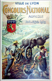 Concours National - 1905 - Vintage French Advertising Print-Poster-Elysiumprints