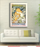 Ermitage - 1897 - Vintage French Advertising Print-Poster-Elysiumprints