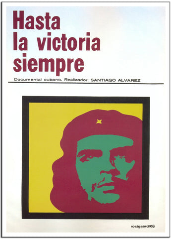 EVER TOWARD VICTORY CUBAN DOCUMENTARY BY SANTIAGO ALVAREZ - Cuba - 1968-Poster-Elysiumprints