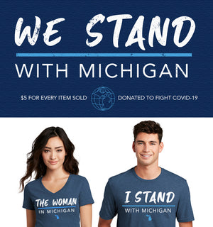 I Stand With The Woman In Michigan(and so can you!)