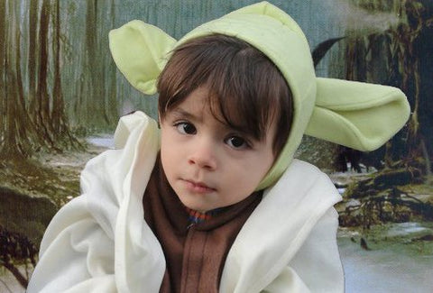 My son is one with the Force now.