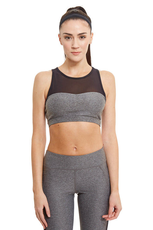 Ki Pro Women's  Power Mesh Sports Bra
