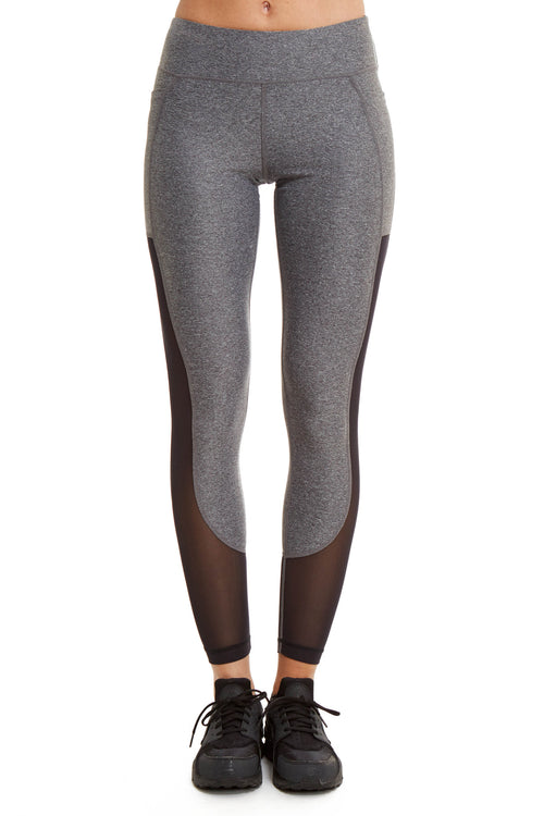 Ki Power Mesh Performance Legging