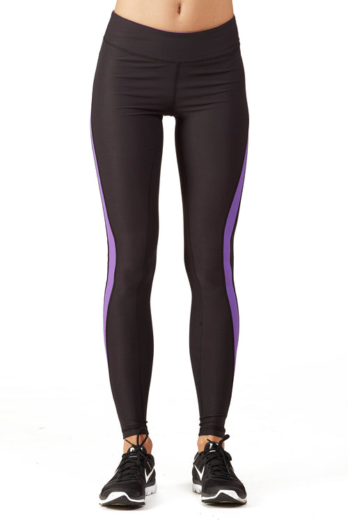Ki Pro Amy Color Blocked Performance Legging