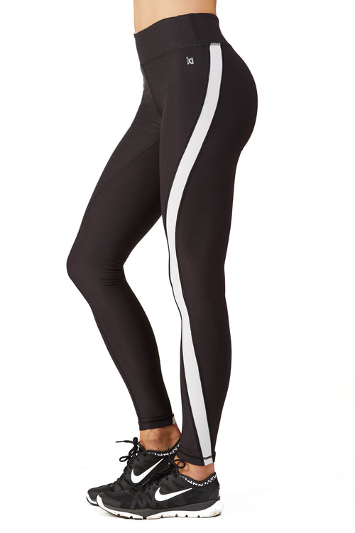 Ki Pro Color Blocked Performance Legging