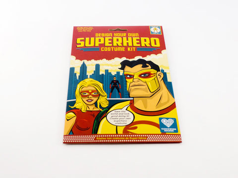 Design your own Superhero Costume Kit