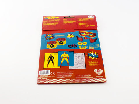 toyhood store's design your own superhero costume kit by clockwork soldier