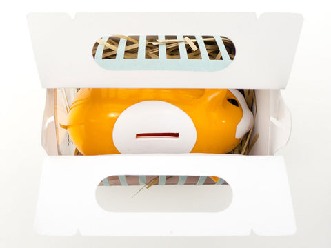 toyhood store's guinea piggy bank by npw