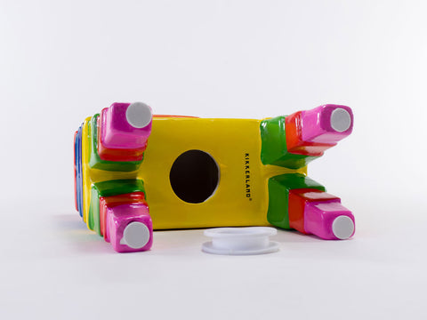 toyhood store's pinata money bank by kikkerland