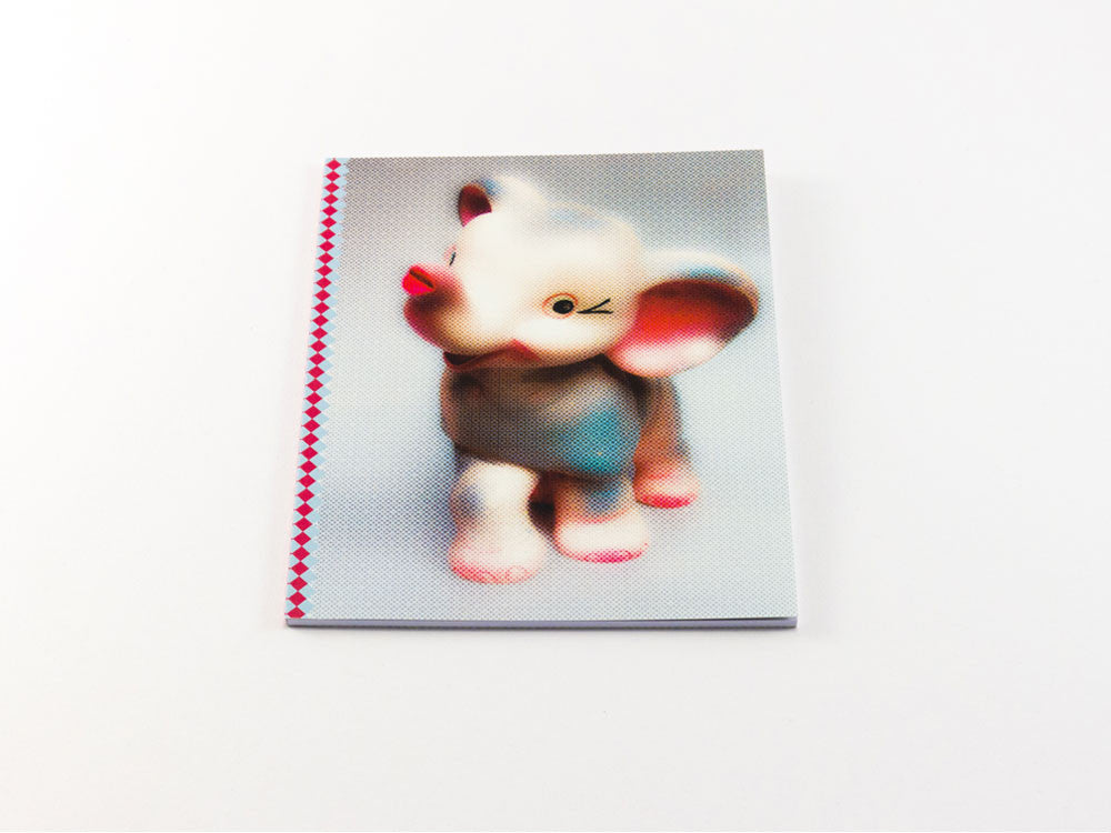 toyhood store's baby elephant notebook from madame chalet