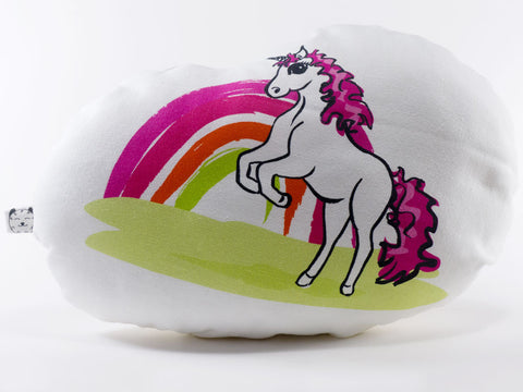 Rainbow Robyn Unicorn Softie
