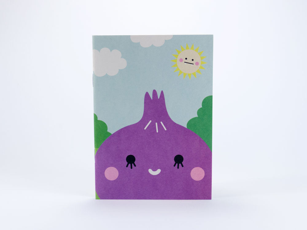 toyhood store's ricefig notebook from noodoll