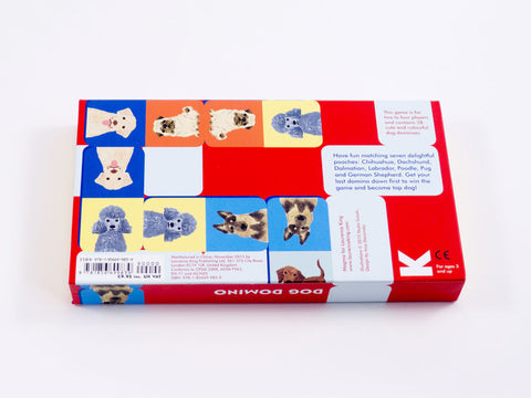 toyhood store's dog domino game by laurence king