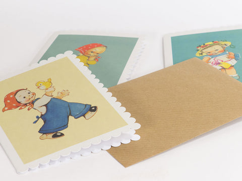 toyhood store's mabel lucie atwell greeting cards