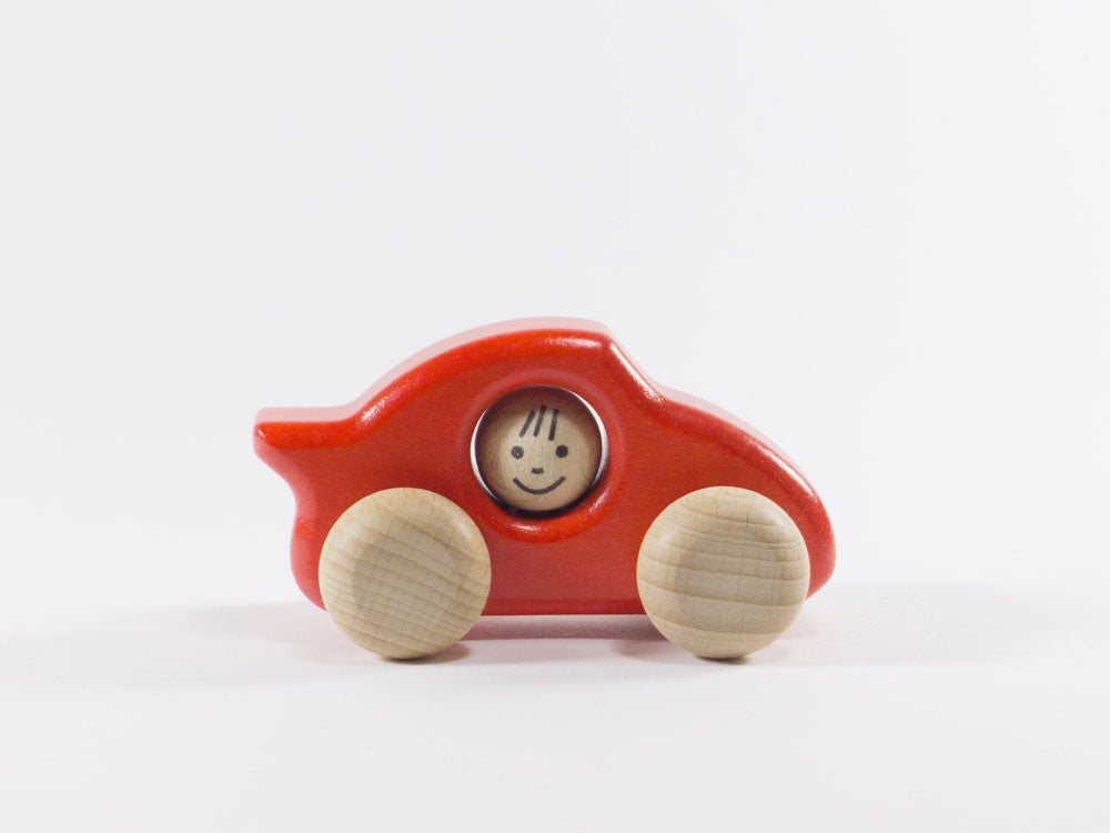 toyhood store's wooden sports car by bajo