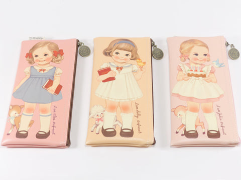Paper Doll Mate Pencil Case