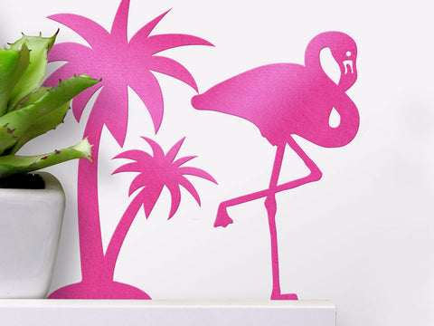 toyhood store's tropical fluffy stickers by mustard