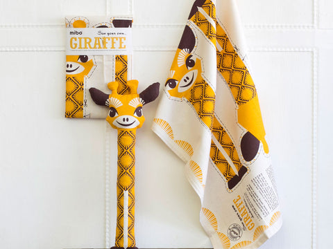 Sew your own Giraffe
