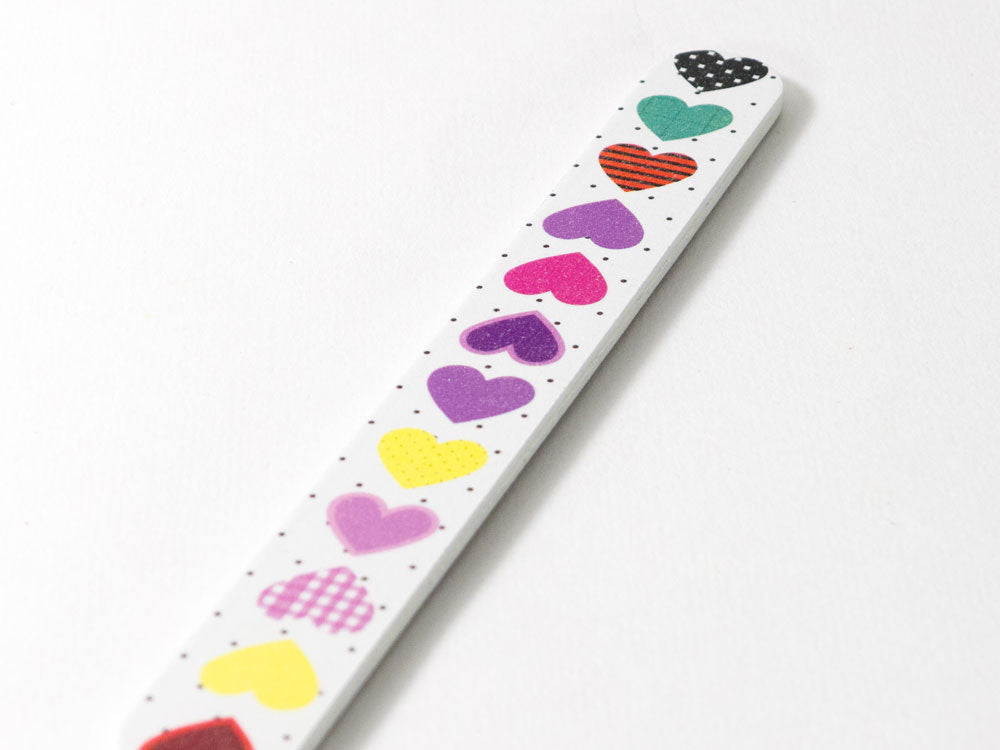 toyhood store's heart nail file by npw