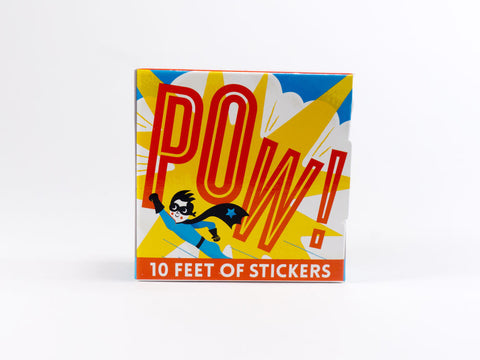 Superhero Sticker Roll