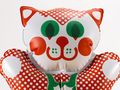 toyhood store's kitty inflatable toy by fatra