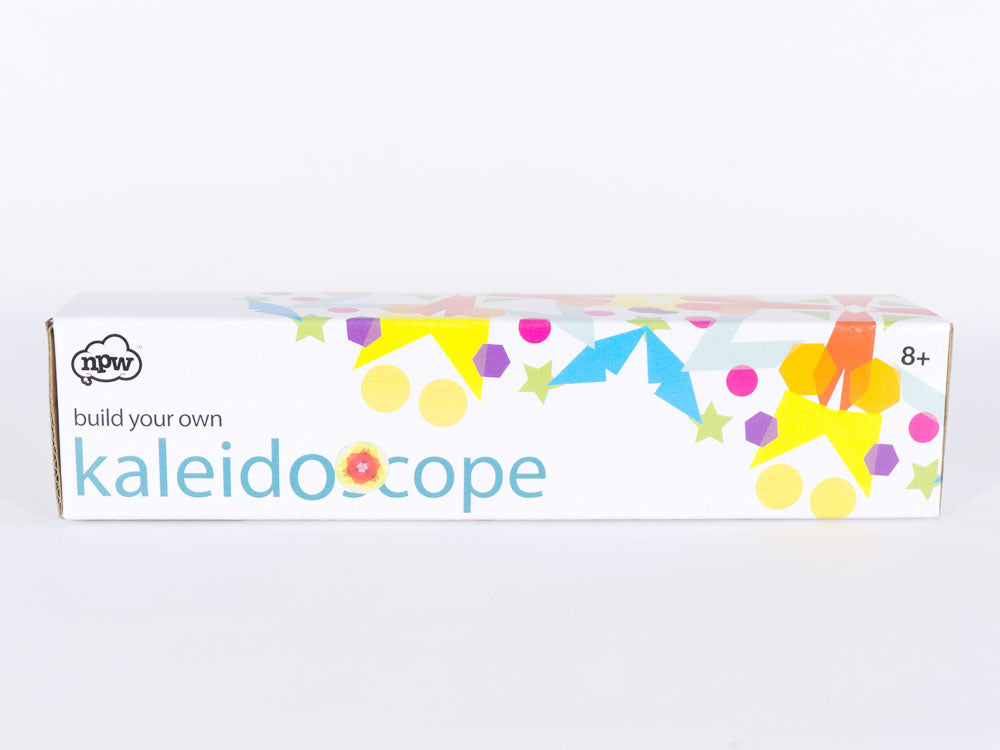 toyhood store's Build Your Own Kaleidoscope by npw