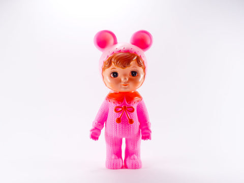 Pink Sister Woodland Doll