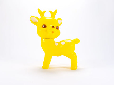 toyhood store's yellow fawn cutie by lapin & me