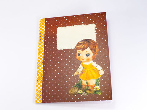 toyhood store's lotte notebook by madame chalet