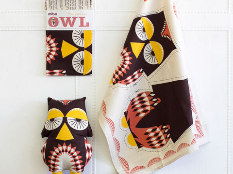 Sew your own Owl