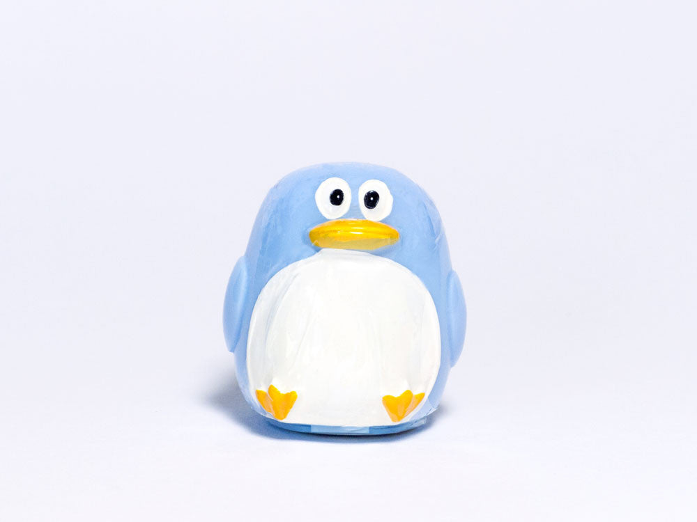 toyhood store's penguin lip balm by mad beauty