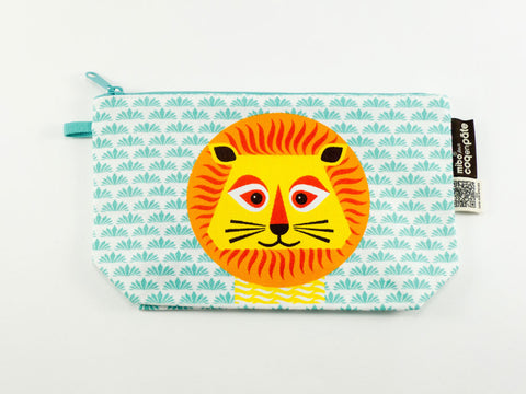 toyhood store's lion pencil case by mibo
