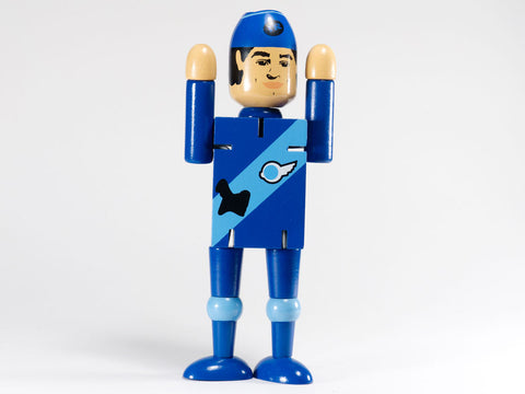 Thunderbirds Flexi Figure - Scott