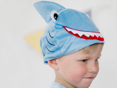 Shark Hat and Tail