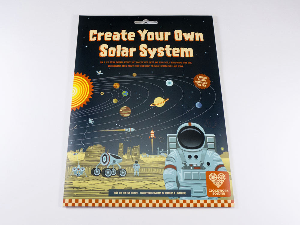 toyhood store's create your own solar system by clockwork soldier