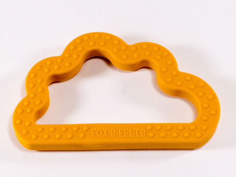 Silicone Cloud Teether