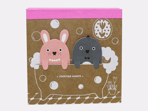 Together Always Memo Pad