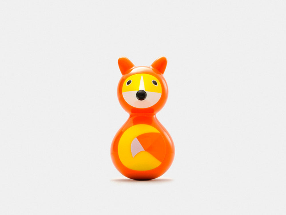 toyhood's fox wobble toy by kid o