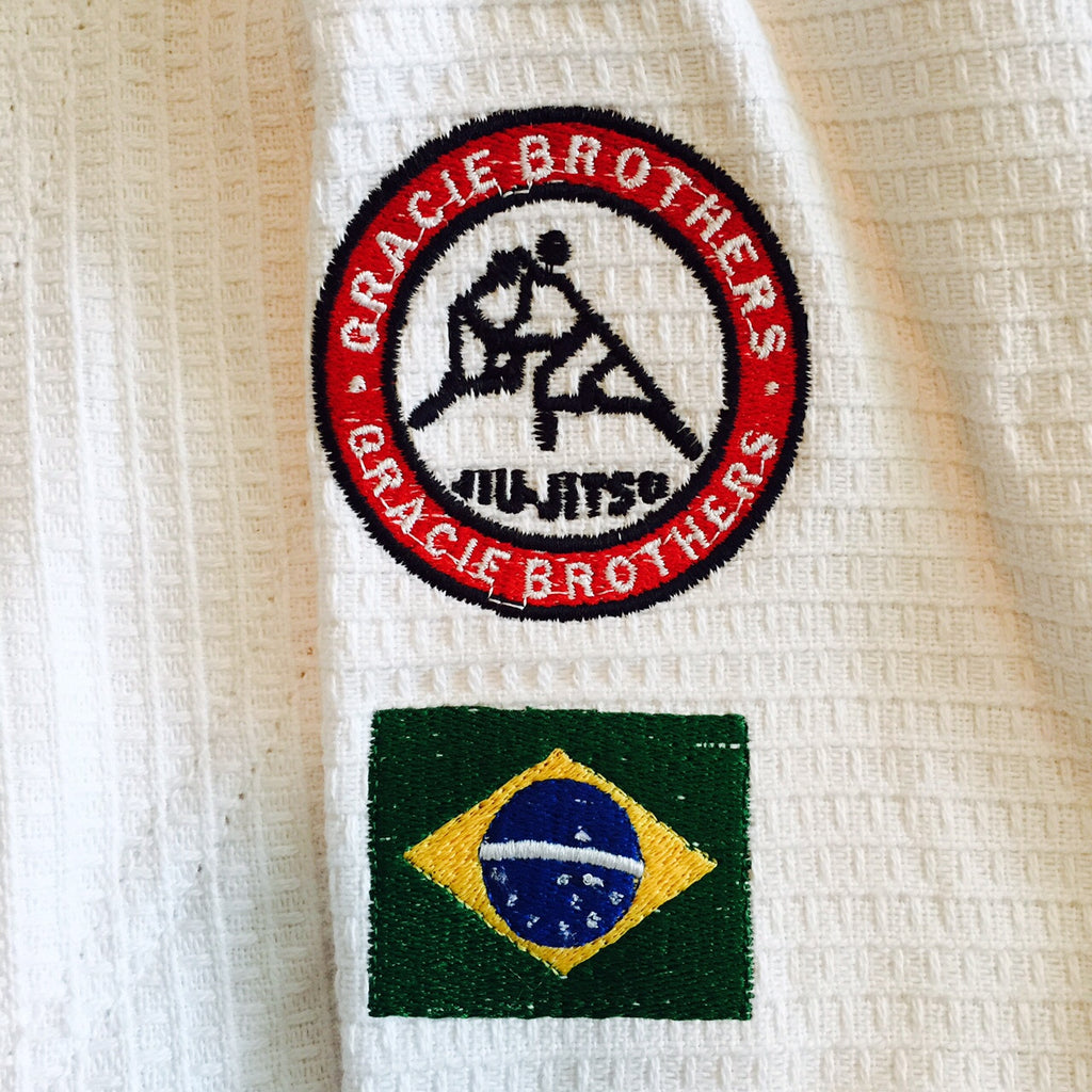 Genuine 1990s Gracie Bros. Gi (one only)