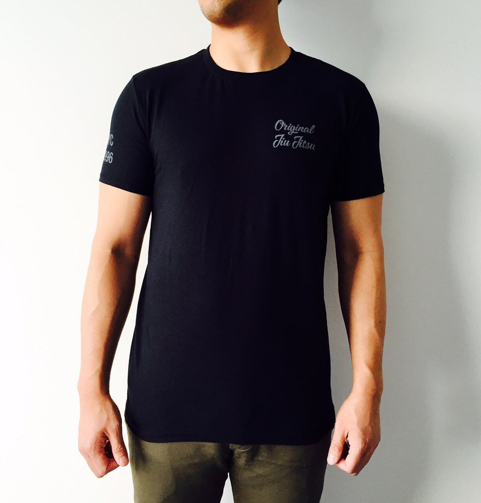 Basic Black Tee - NYC 1996