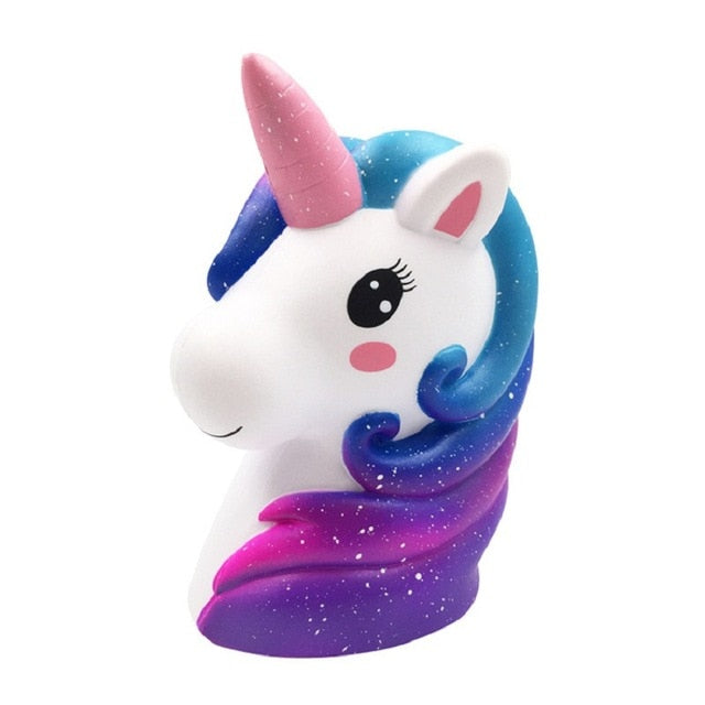 Galaxy Unicorn Squishy