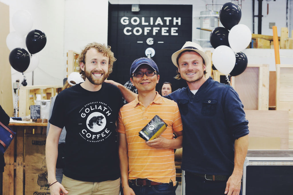 Goliath Coffee Vancouver Coffee Roaster