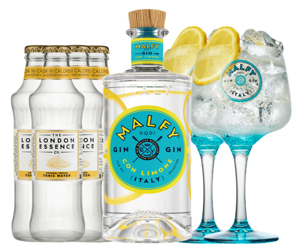 Con Limone Malfy Gin Kit