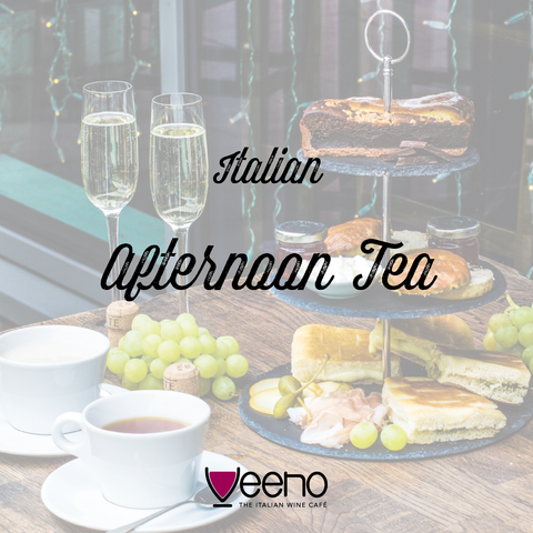 Italian Afternoon Tea Gift Card