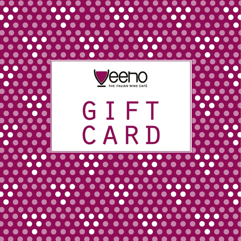 Blind Wine Tasting Gift Card