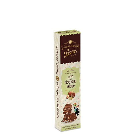 Milk Chocolate Bar with Hazlenuts