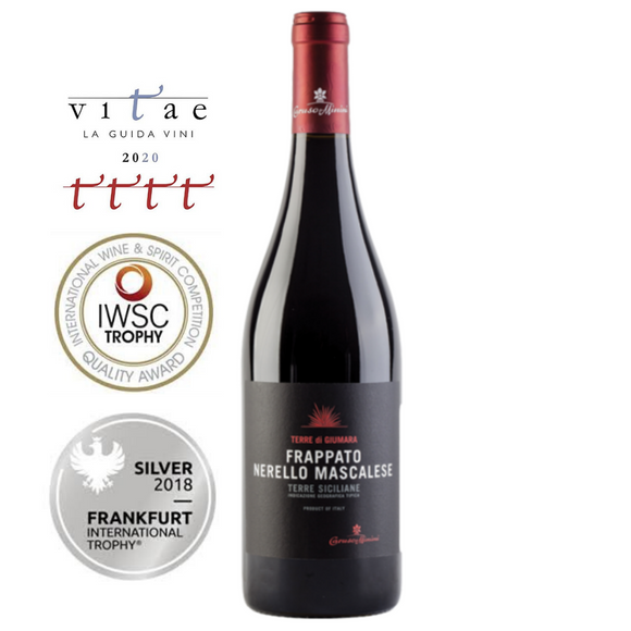 OUR SMOOTHEST: Terre di Giumara Frappato Nerello Mascalese