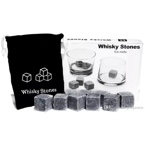 Whisky Stones Ice Rocks
