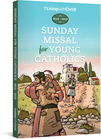 2018-2019 Living with Christ Sunday Missal for Young Catholics (Tax Exempt Buyers Only)